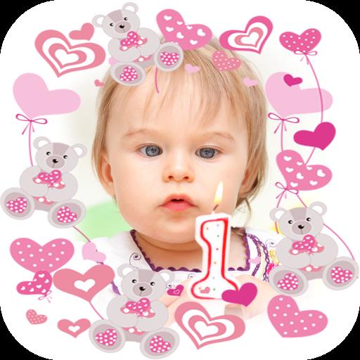 - Baby Birthday Frames