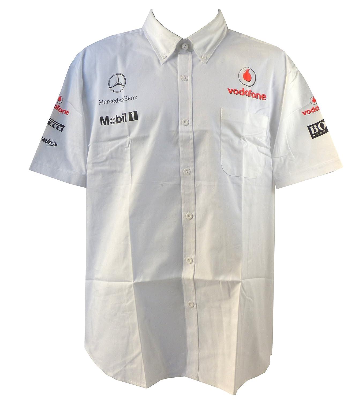 McLaren 2012 - Camiseta de Manga Corta, Talla S: Amazon.es ...