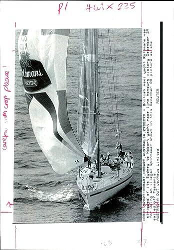 Amazon com: Vintage photo of British maxi yacht Rothmans was