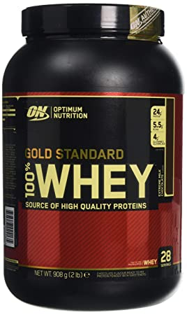362c09506 Optimum Nutrition Gold Standard Whey Protein Powder with Glutamine and  Amino Acids Protein Shake - Extreme