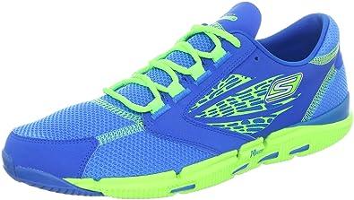 Skechers Performance Mens Go Bionic Ride Trail Running Shoes  Amazon ... 5e4e570ca7