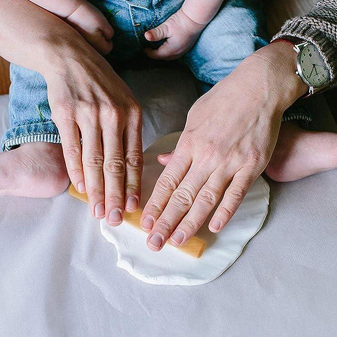 Kit De Marco 2.0 By Smile Mind | Huella De Mano | Huellas De Pies De Bebes | Ideas Para Regalar A Un Bebe Recien Nacido | Imagenes De Huellas De Pies