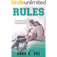 Rules: An Opposites Attract Sports Romance (Greyford High Book 3)