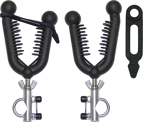 All Rite Products Pack Rack Plus - Gun & Bow Rack for ATVs and Bikes - Model PRP1