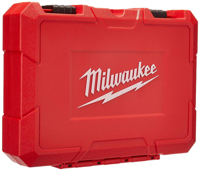 "MILWAUKEE 49-66-4484 1//2/"" Drive Impact Socket Set 9pcs SAE"