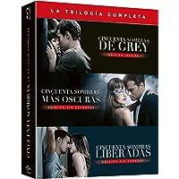 Cincuenta Sombras De Grey - Películas 1-3