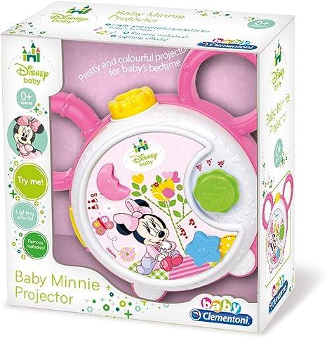 Clementoni 14383.2 - Proyector, diseño de Minnie: Amazon.es: Bebé