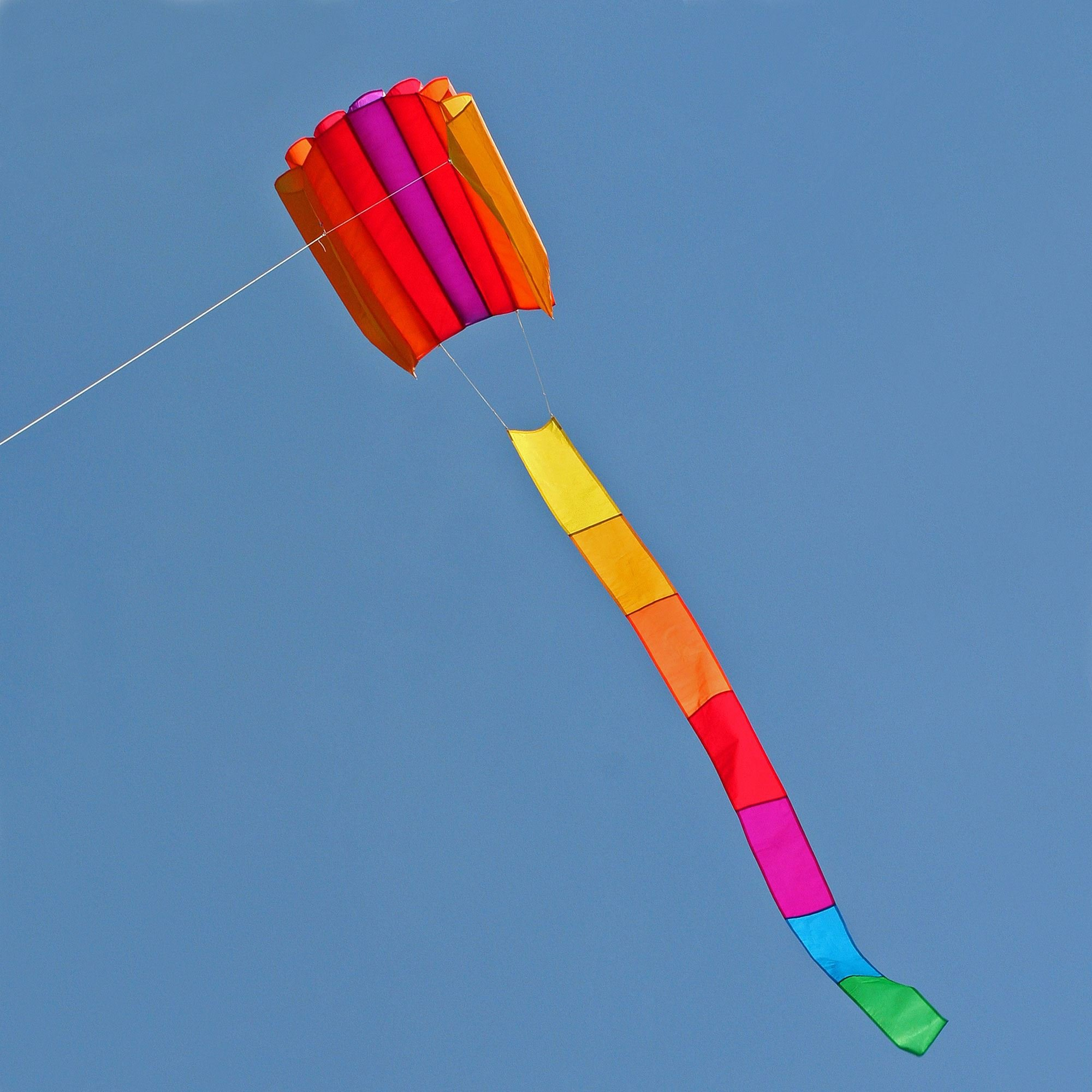 Into The Wind Pan Flute Sled Kite by Into The Wind