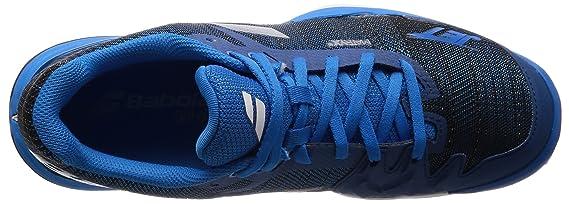 Babolat Jet Mach II AC, Azul, 42: Amazon.es: Zapatos y complementos