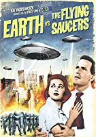Earth Vs. The Flying Saucers (Coloured)