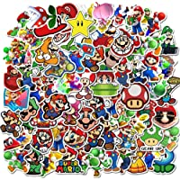 Cartoon Jump Man Mario Kinderen Waterdichte Stickers Koffer Gitaar Skateboard Graffiti Sticker Kid Speelgoed Pvc Decal…