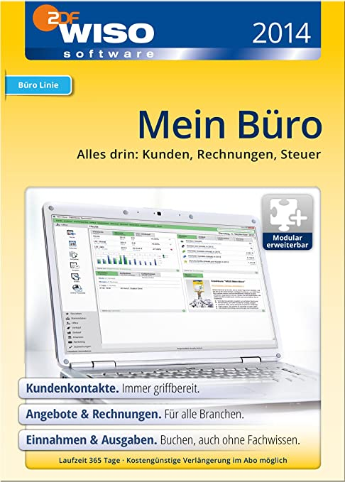 Wiso Mein Büro 2014 Download Amazonde Software