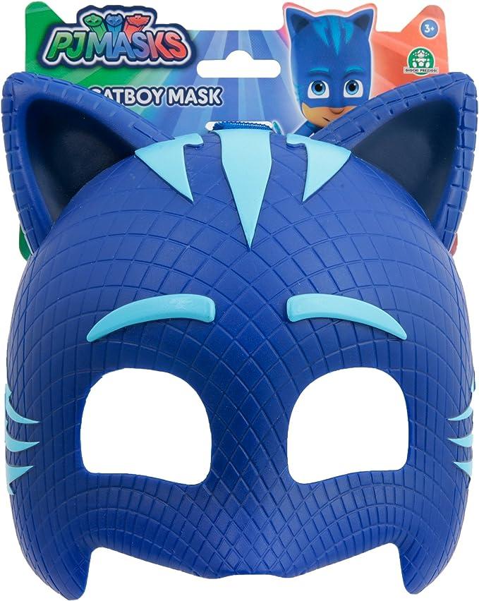 PJ Masks PJM081 máscara de fantasía - Máscaras de fantasía (Máscara parcial, Niño, Película, Azul, PJ Masks, 3 año(s)) , color/modelo surtido