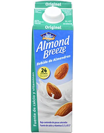 Almond Breeze Bebida de Almendra Original - Paquete de 6 x 1000 ml - Total: