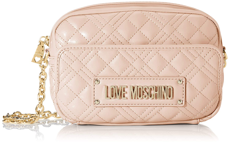 Love Moschino dam Jc4002pp1a axelväska Rosa (Rosa)