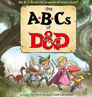 Amazon com: 123s of D&D (Dungeons & Dragons Children's Book