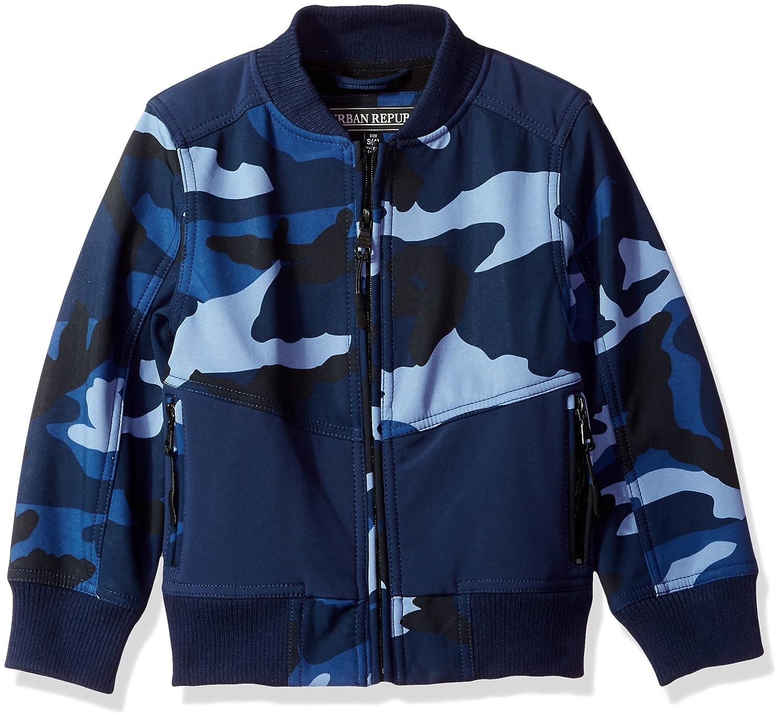 Urban Republic Boys Soft Shell Moto Jacket