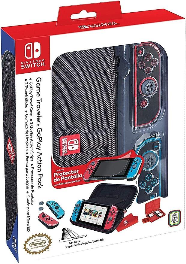 Ardistel - Game Traveler GoPlay Action Pack NNS82 (Nintendo Switch): Amazon.es: Videojuegos