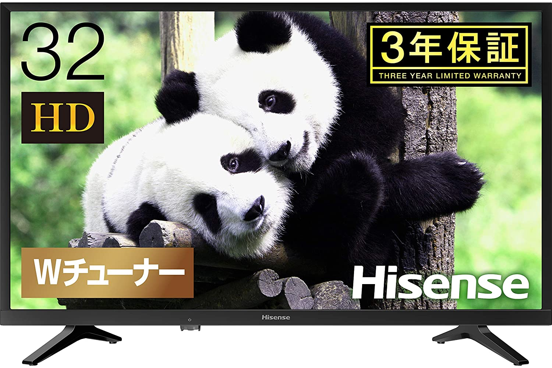 Hisense 32V型 ハイビジョン液晶テレビ 32K30