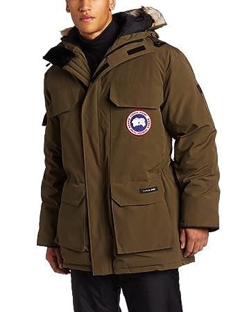 Amazon.com: Canada Goose Men's Expedition Parka Coat: Sports ...
