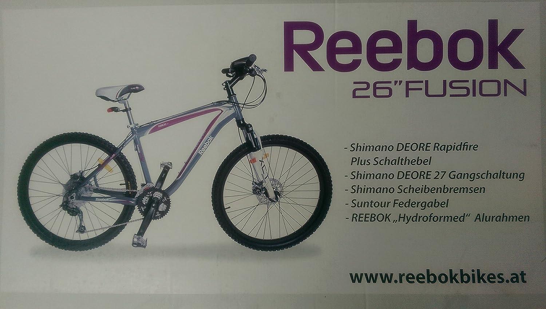 WOMENS MOUNTAIN BIKE) REEBOK FUSION 17\
