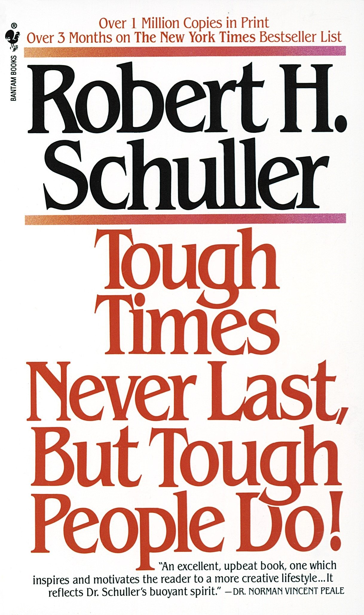 Download Tough Times Never Last But Tough People Do By Robert H Schuller