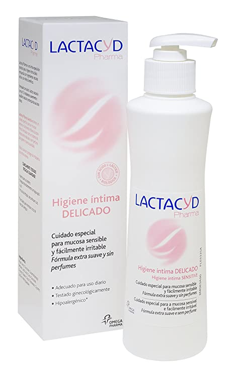 Lactacyd Pharma Delicado 250 ml