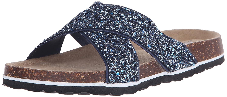 Jambu JSport Women's Blue Grace Slide Sandal B017NQR23G 8.5 B(M) US Dark Blue Women's cdc3f1