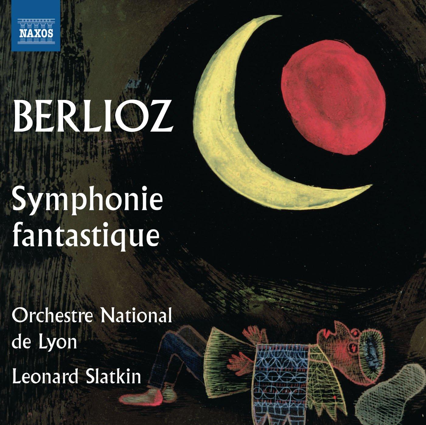Berlioz Slatkin Orchestre National De Lyon Berlioz Symphonie  # Meubles De Tele Berlioz