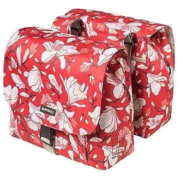 BASIL Sacoche de Vélo Magnolia pour Femmes Taille Unique Poppy Red PgBf8d0vXT