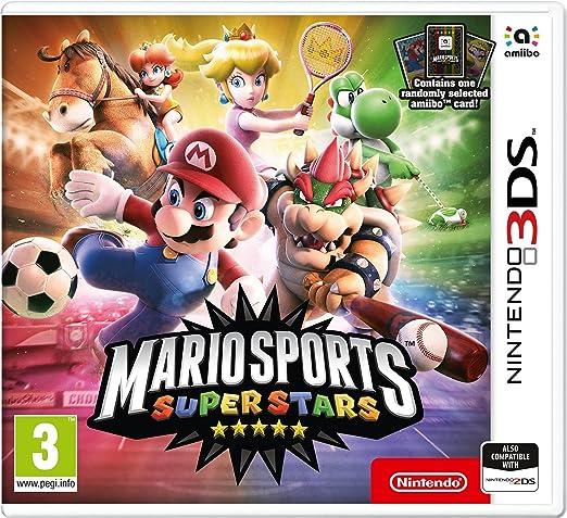 Nintendo Mario Sports Superstars + Tarjeta Amiibo (3DS ...