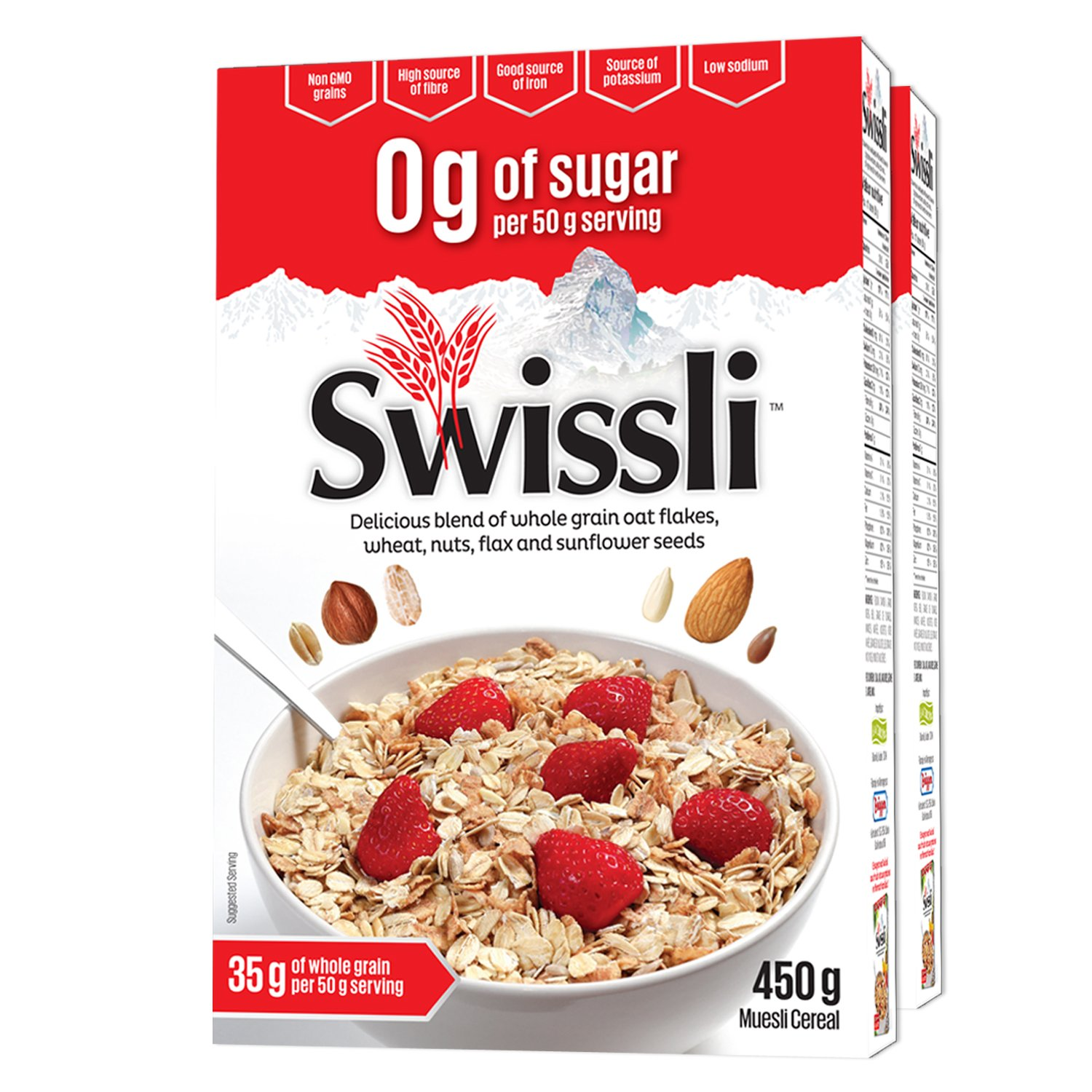 The benefits and harms of muesli: relevant information for anyone who thinks about health 73