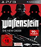 Wolfenstein: The New Order - [PlayStation 3]
