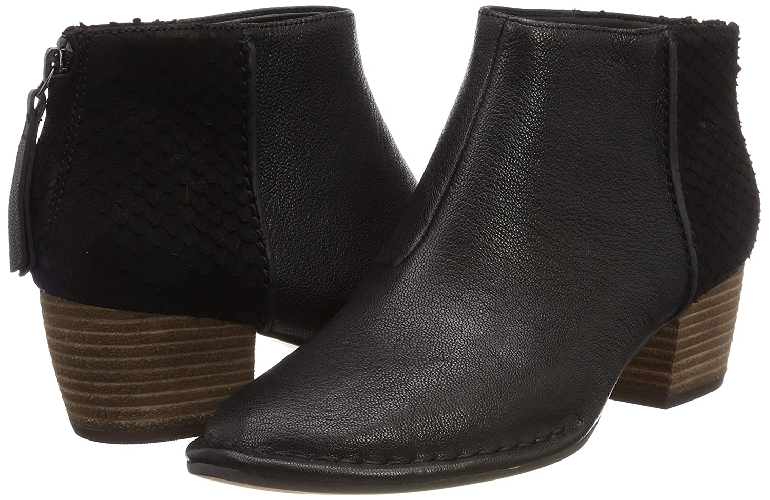 Clarks Spiced Ruby Botines Femme