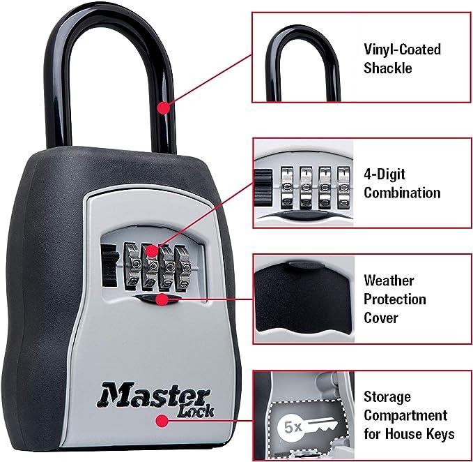 NEW Master lock system BB 6835MKLTW481ORJZT1 w//keys BOX of 6 KMGM