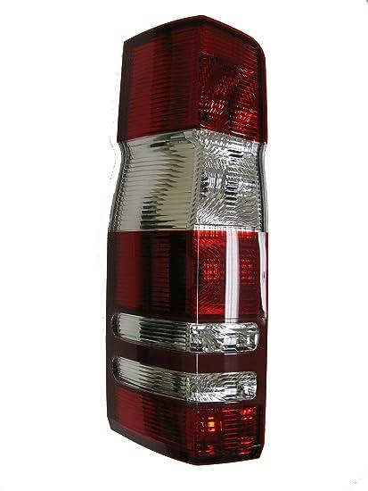 Amazon Sprinter Taillight Lens Left 20072013 Automotive. Sprinter Taillight Lens Left 20072013. Dodge. Dodge Sprinter Tail Light Harness At Scoala.co