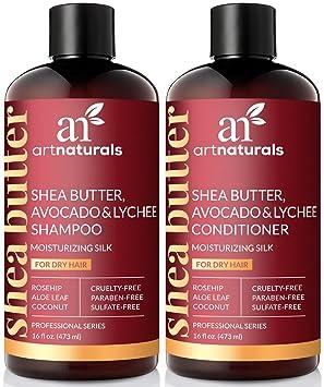 Artnaturals Coconut And Lime Hair Mask 8 Fl Oz 236ml