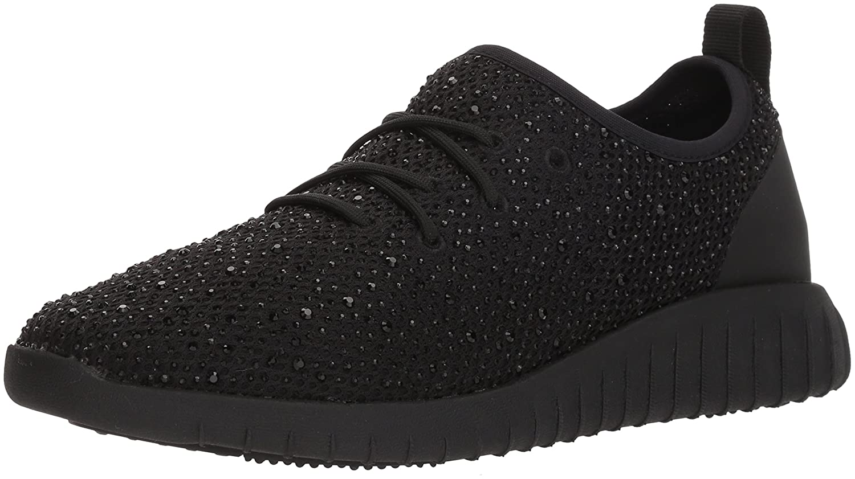 ALDO Women's Swayze Sneaker B078SZSRZ6 7.5 B(M) US|Black Miscellaneous