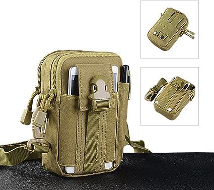 Camping  Waist Bag Tactical Equipment  Cellphone Holster Sport Phone Pouch