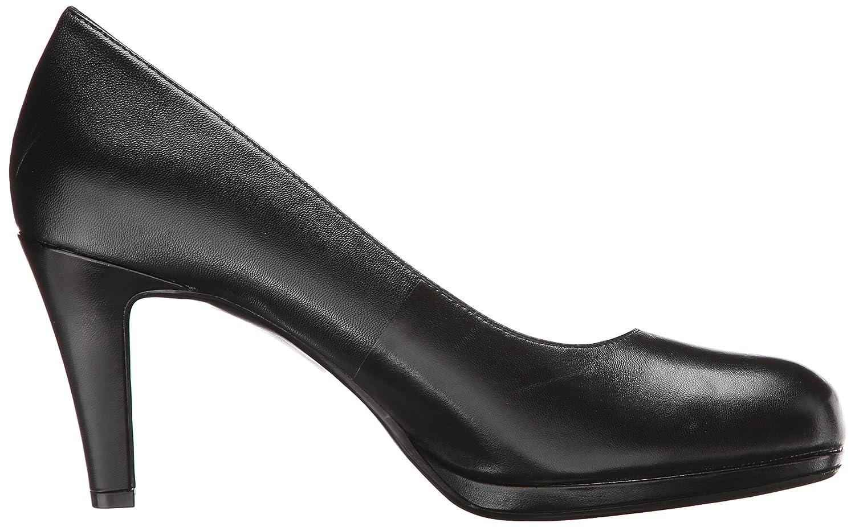 Naturalizer Women's Michelle Dress Pump B00RBVI9OU 8.5 B(M) US|Black Leather