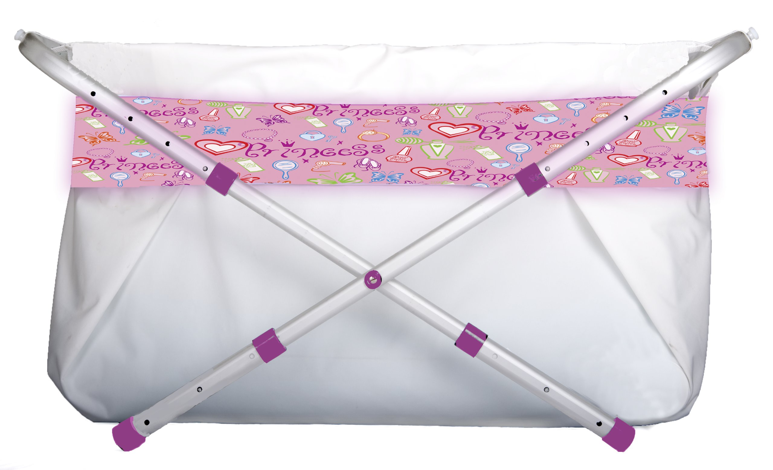 Bibabad, 70-90 Cms Adjustable in Length and Width Princess
