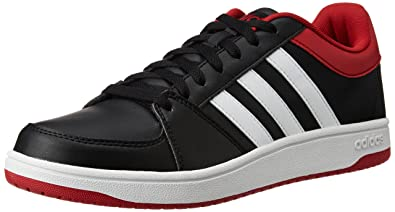 premium selection 6054f 3c86c adidas Hoops Vs, Chaussures pour le basketball homme, Noir (Core BlackFtwr