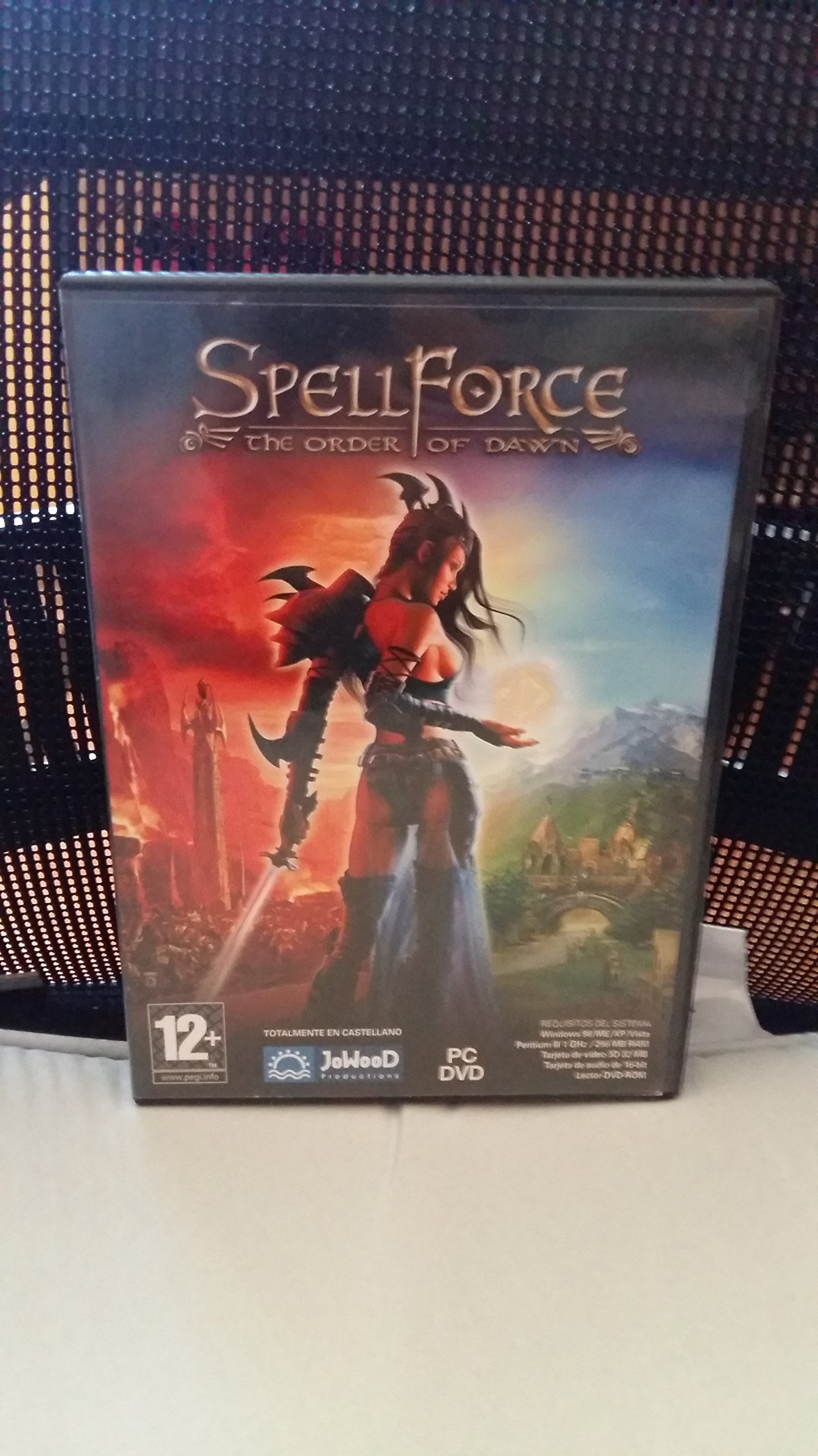 Amazon.com: SpellForce: the Order of Dawn (PC) by JoWood ...