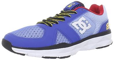 DC Shoes Unilite Trainer TP D0320099, Chaussures de Sport Homme, Bleu - Bleu, 39