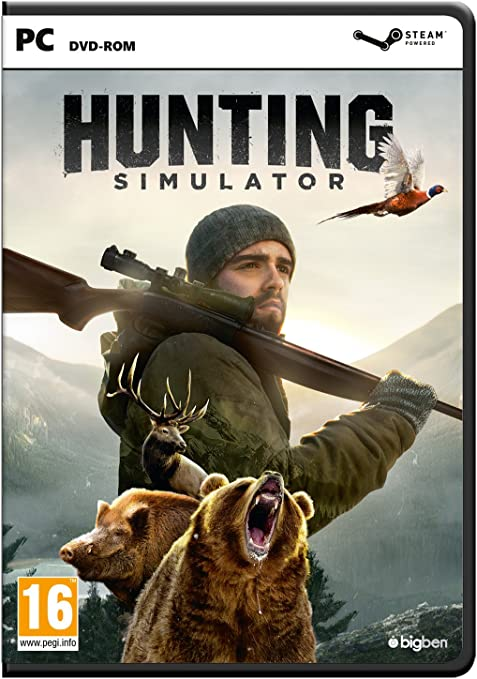 Hunting Simulator - Juego de caza para PC: Amazon.es: Deportes y aire libre