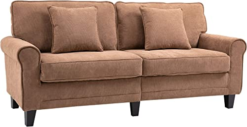 HOMCOM Modern Classic 3-Seater Sofa