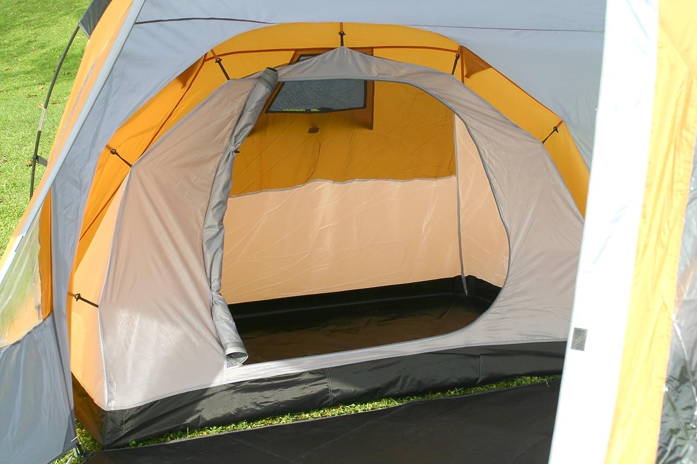 MONTIS HQ Nevada Dome, 4 plazas, Tienda de campaña, 440 x 370 cm ...
