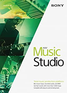 Sony ACID Music Studio 10- 30 Day Free Trial [Download]