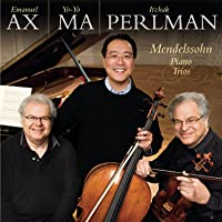 Mendelssohn: Piano Trios. Op. 49 & Op. 66