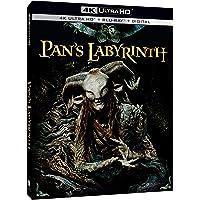 Pan's Labyrinth (4k Ultra HD + Blu-ray + Digital)